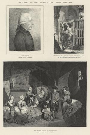 Centenary of John Howard, the Prison Reformer