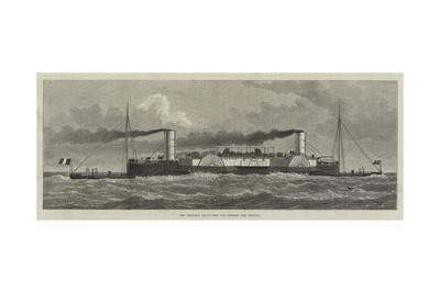 The Bessemer Saloon-Ship for Crossing the Channel
