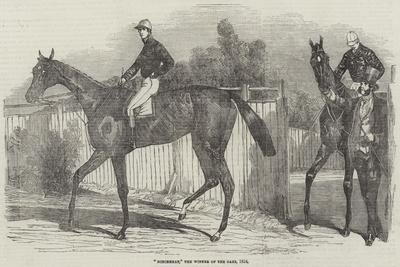 Mincemeat, the Winner of the Oaks, 1854