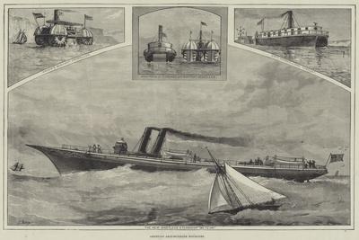 American Ship-Building Novelties