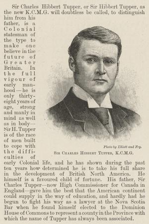 Sir Charles Hibbert Tupper