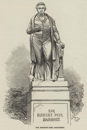 The Preston Peel Monument