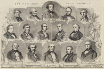 The New East India Council