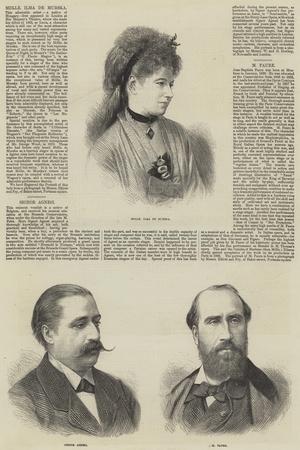 Victorian Opera Singers