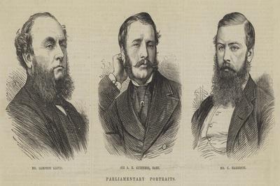 Parliamentary Portraits