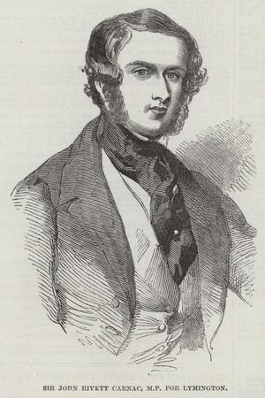 Sir John Rivett Carnac