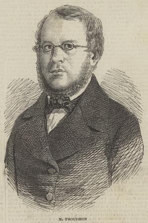 M Proudhon