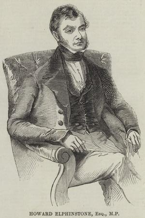 Howard Elphinstone