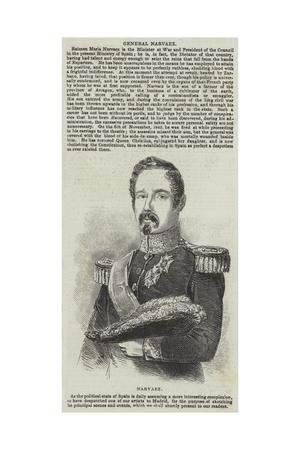 General Narvaez