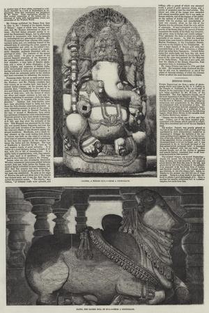 Hindoo Idols