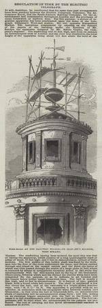 Regulation of Time by the Electric Telegraph