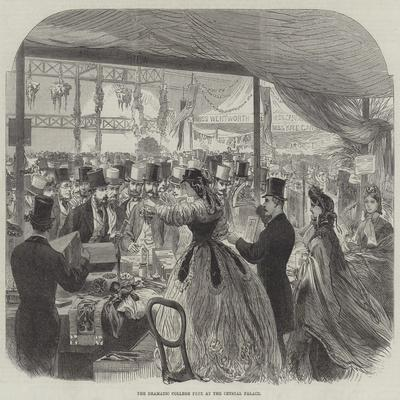 The Dramatic College Fete at the Crystal Palace