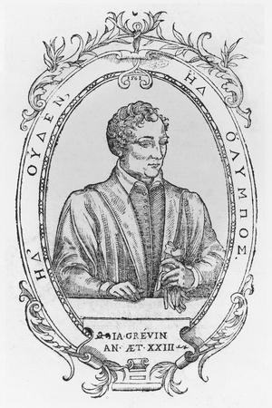 Jacques Grévin