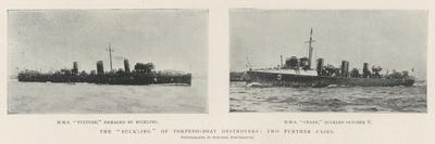 The Buckling of Torpedo-Boat Destroyers, Two Further Cases