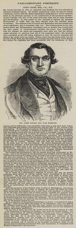 Mr John Locke, Mp for Honiton