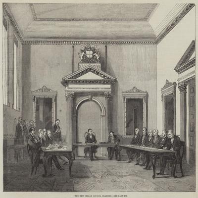 The New Indian Council Chamber
