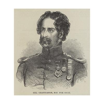 Colonel Chatterton