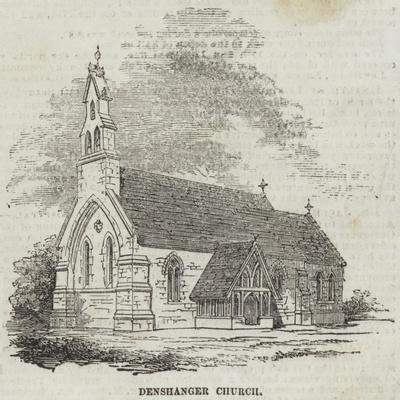 Denshanger Church