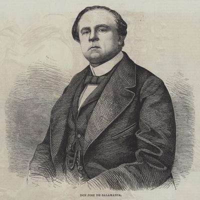 Don Jose De Salamanca