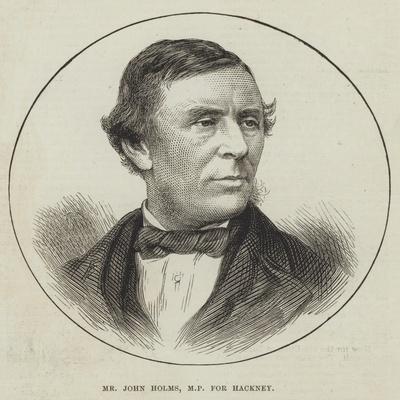 Mr John Holms