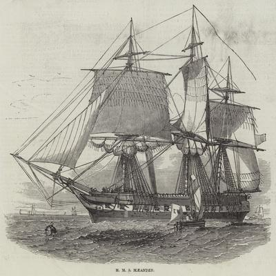 HMS Maeander