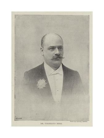 Dr Cornelius Herz
