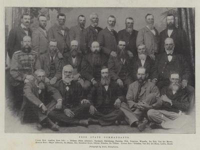 Free State Commandants