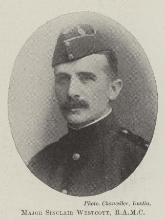 Major Sinclair Westcott, Ramc