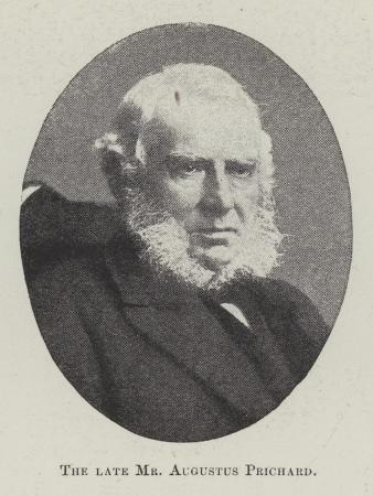 The Late Mr Augustus Prichard