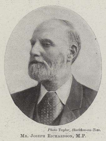 Mr Joseph Richardson