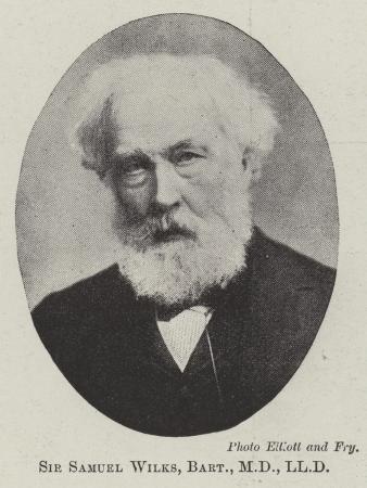 Sir Samuel Wilks, Baronet