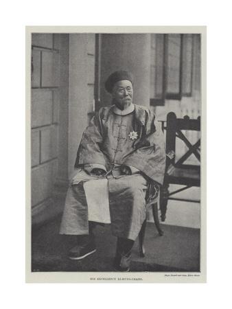 His Excellency Li-Hung-Chang