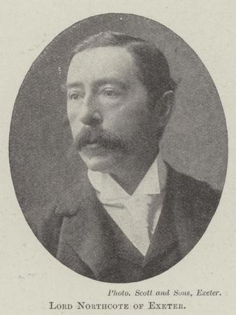 Lord Northcote of Exeter