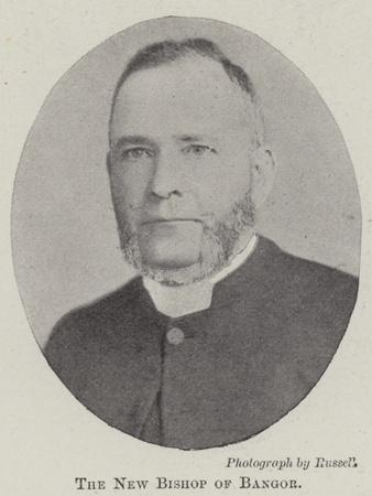 The New Bishop of Bangor