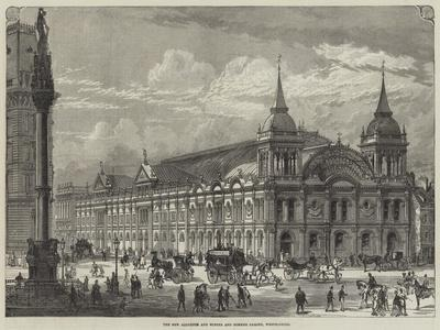 The New Aquarium and Winter and Summer Garden, Westminster
