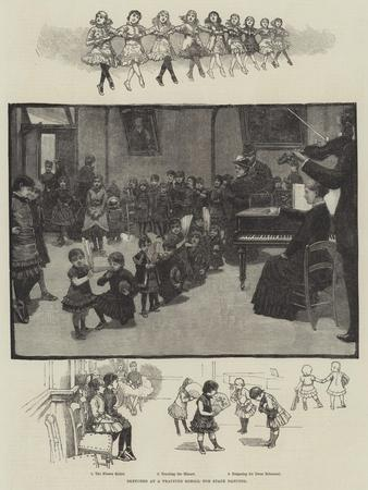 Sketches at a Training School for Stage Dancing
