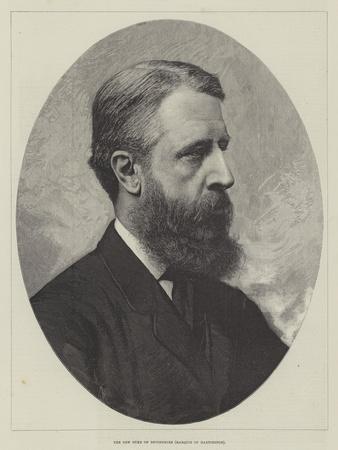 The New Duke of Devonshire, Marquis of Hartington