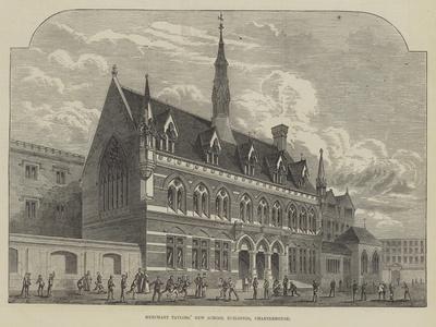 Merchant Taylors' New School Buildings, Charterhouse