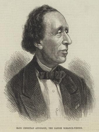 Hans Christian Andersen, the Danish Romance-Writer