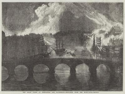 The Great Fires, at Newcastle and Gateshead