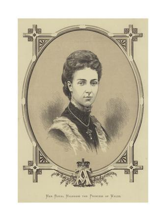 Her Royal Highness the Princess of Wales