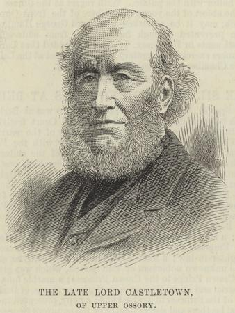 The Late Lord Castletown, of Upper Ossory