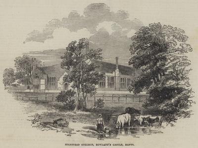 Stanstead College, Rowland's Castle, Hants