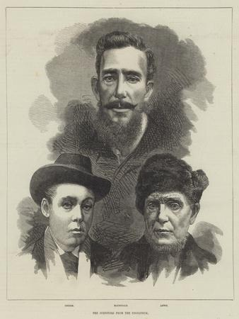 The Survivors from the Cospatrick