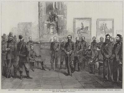 The South Middlesex Volunteers