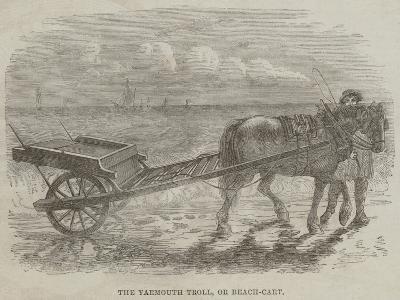 The Yarmouth Troll, or Beach-Cart