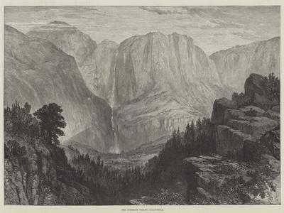 The Yosemite Valley, California