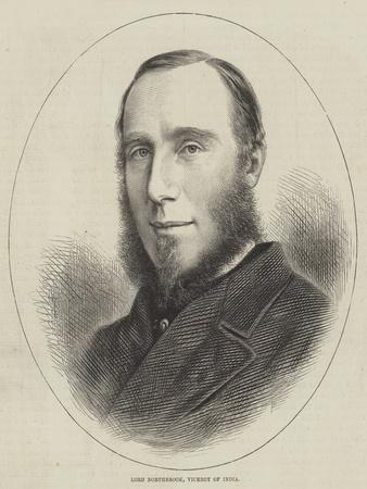 Lord Northbrook, Viceroy of India