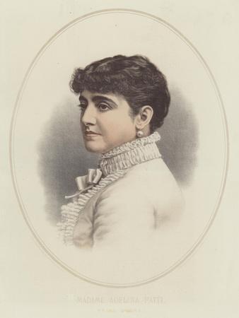 Madame Adelina Patti, Prima Donna