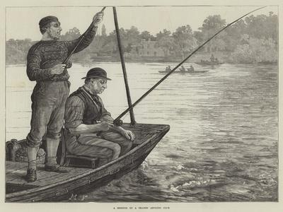 A Member of a Thames Angling Club